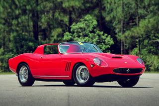 An American Ferrari in Monterey: 250 GT N.A.R.T.