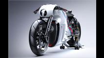 Motorrad von morgen