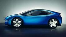 Small Hybrid Sports Concept IAA 2007