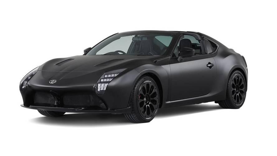 Le Toyota GR HV Sports Concept entre en scène