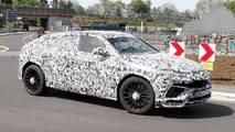 Lamborghini Urus spy photo