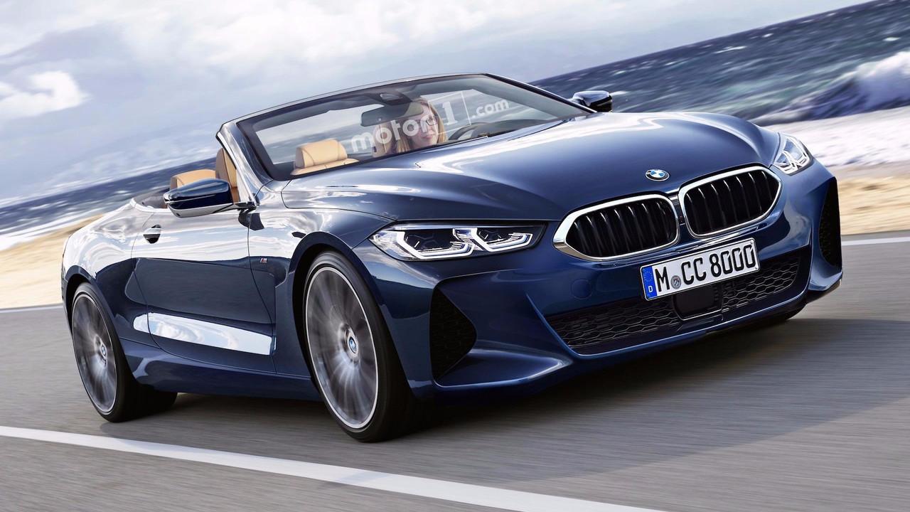 Renders: BMW Serie 8 Coupé y Cabrio