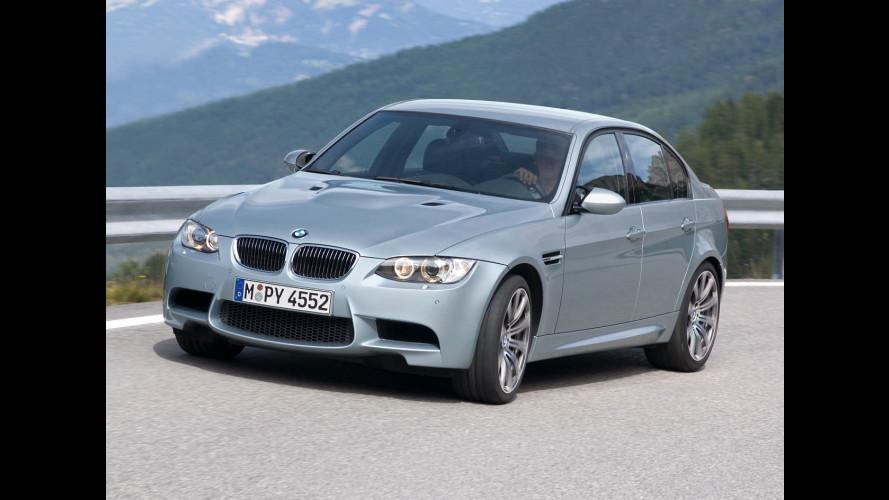 BMW M3 berlina: per Motor Trend è l'auto più completa