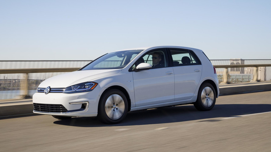 VW Working On Two Golf Mild Hybrid Versions