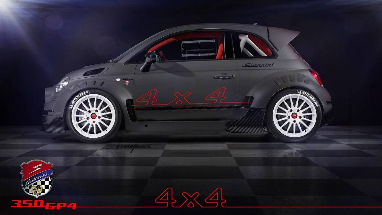 Giannini 350 GP4