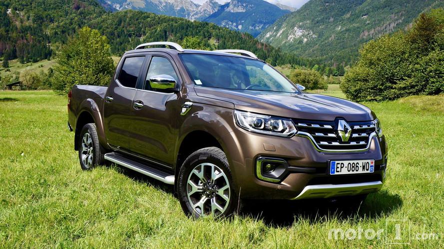 Essai - Renault Alaskan 2018