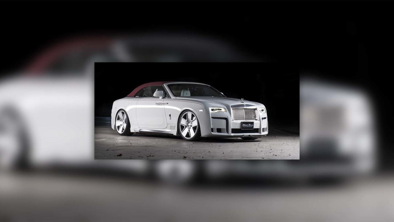 Rolls-Royce Dawn by Wald