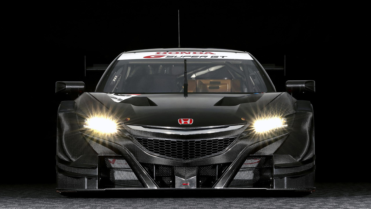 2017 Nissan Gt R Msrp >> Mean-looking Honda NSX-GT ready for battle in Super GT series