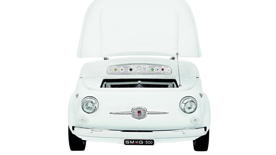 Idée cadeau - Frigo Fiat 500 by Smeg