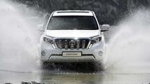 Toyota Land Cruiser 3p blanco