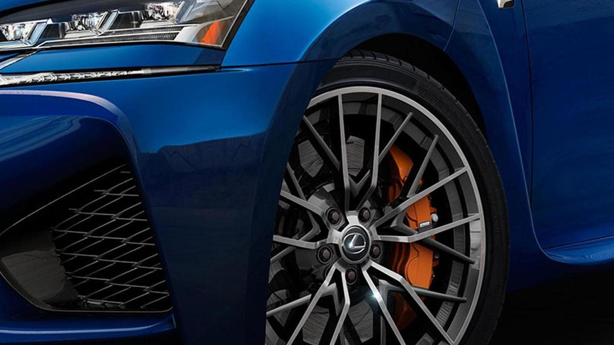 Lexus teases a new F model for Detroit