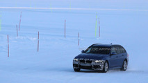 2016 BMW 3-Series Touring spy photo