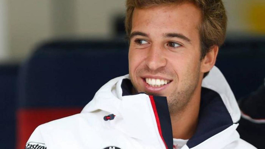 Red Bull's da Costa admits F1 'dream' over