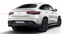 Mercedes-AMG GLE 63 Coupe with Night Package