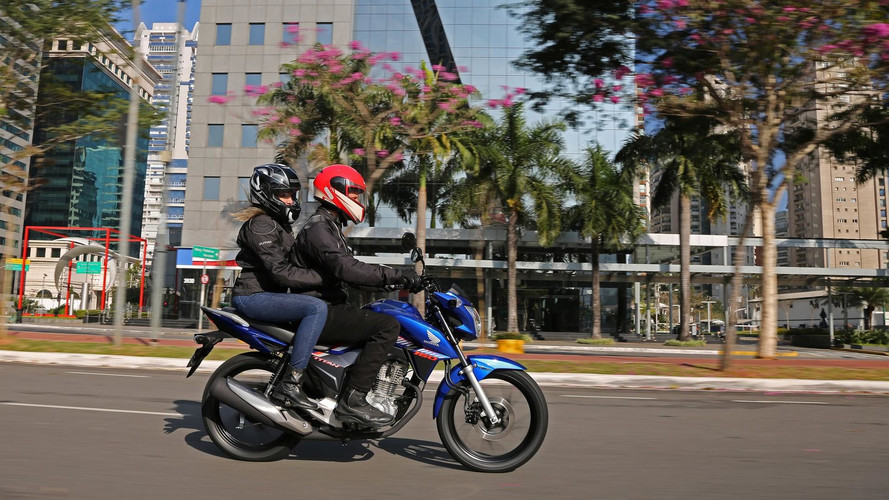 Motos mais vendidas - Honda e Yamaha dominam lista de mais vendidos