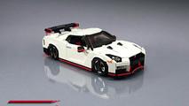 Lego Nissan GT-R Nismo