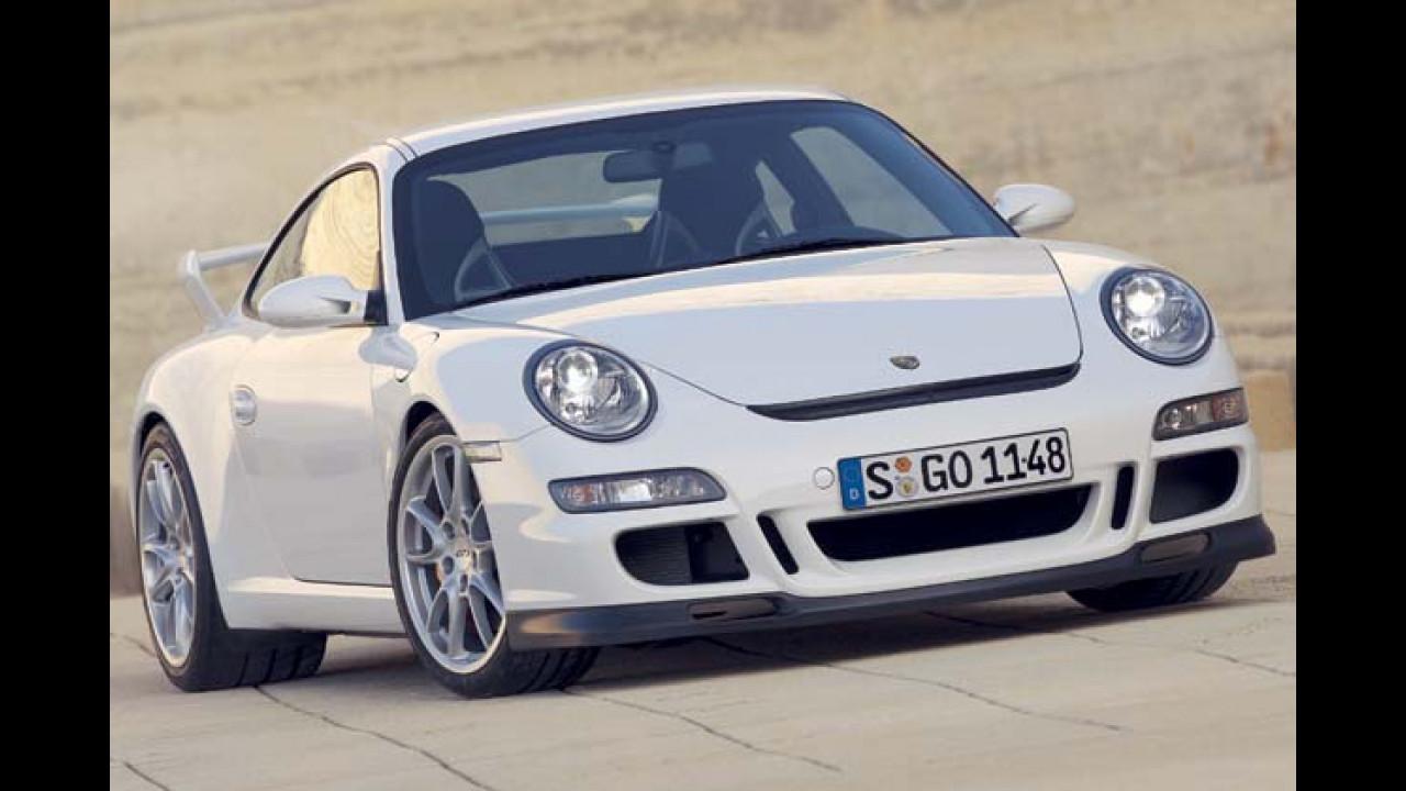 Porsche dreht mächtig auf