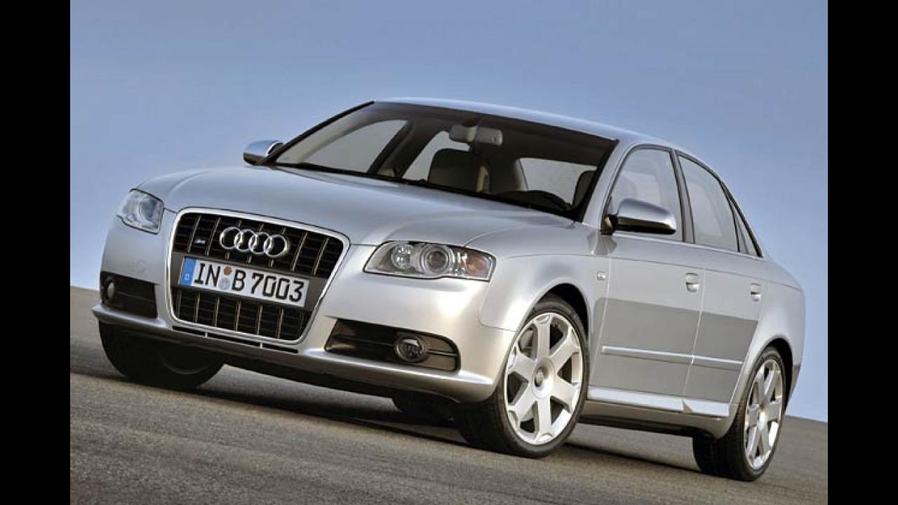 Audi S4 geliftet