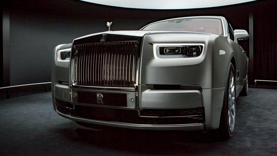 Rolls-Royce Phantom 2018: la máxima expresión del lujo