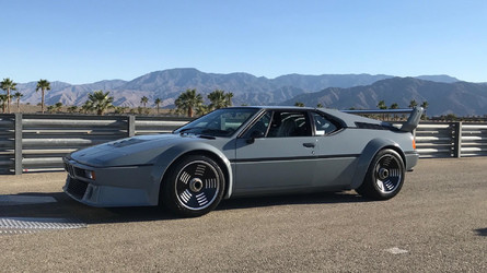 World's Only Street-Legal BMW M1 Procar To Grace Pebble Beach