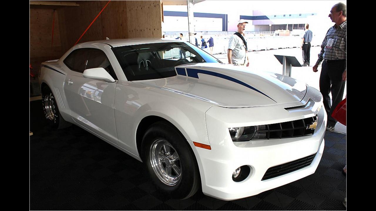 Chevrolet COPO Camaro Stock Eliminator Concept