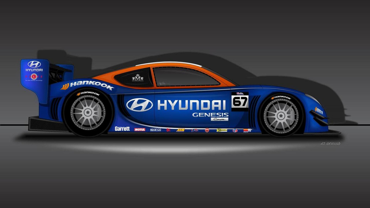 2013 Hyundai/RMR Pikes Peak International Hill Climb – Unlimited Class Racecar