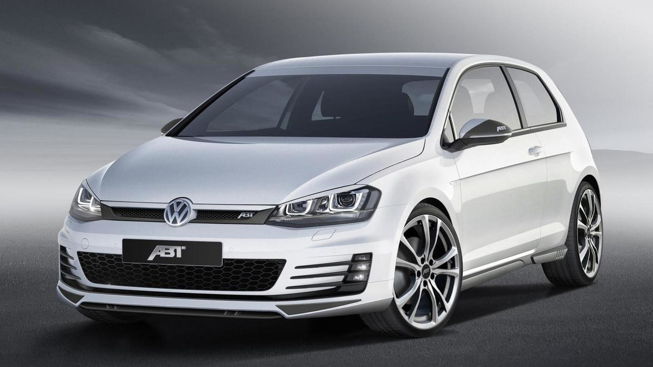 Volkswagen Golf VII GTD by ABT Sportsline 24.05.2013