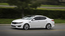 2014 Kia Optima arrives in New York with modest changes