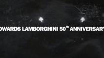 Lamborghini teases 50th anniversary special model [video]