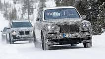Rolls-Royce Cullinan Spy Photos