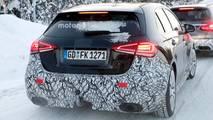 Mercedes-AMG A35 New Spy Photos