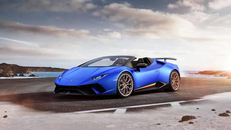 Hibrid hajtáslánccal jön a Lamborghini Aventador és Huracán utódja