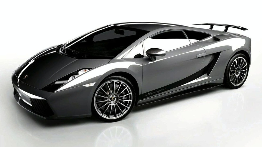 Lamborghini LP550 for Geneva