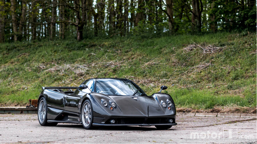 Photos exclusives KVC - Pagani Zonda F