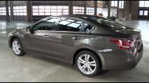 VÍDEO: Detalhes do Nissan Altima 2013 - Novo Sentra seguira este padrão?