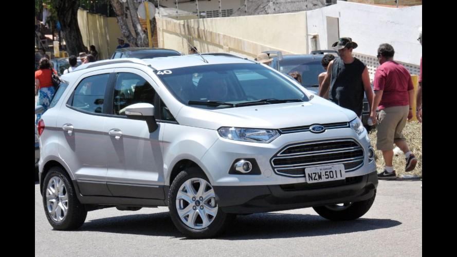 Já confirmado para a Europa, Novo Ford EcoSport marcará presença no Salão de Paris