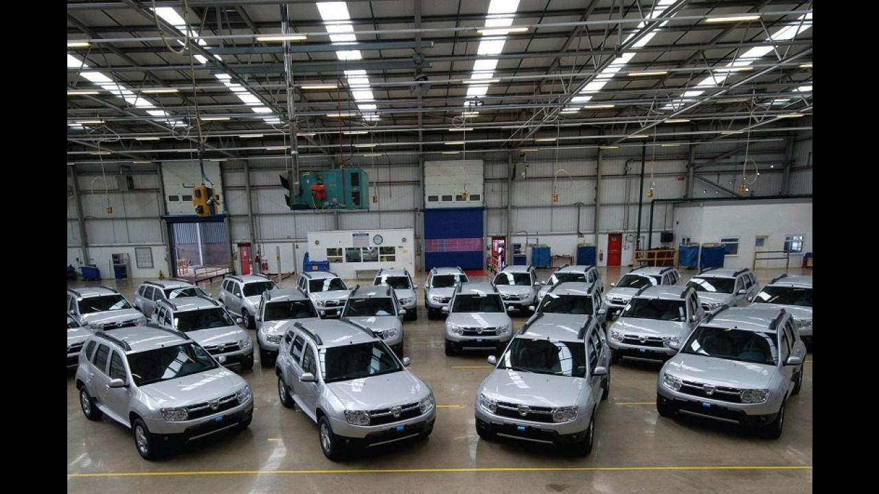 Reino Unido: Dacia troca Duster indiano pelo romeno após casos de corrosão