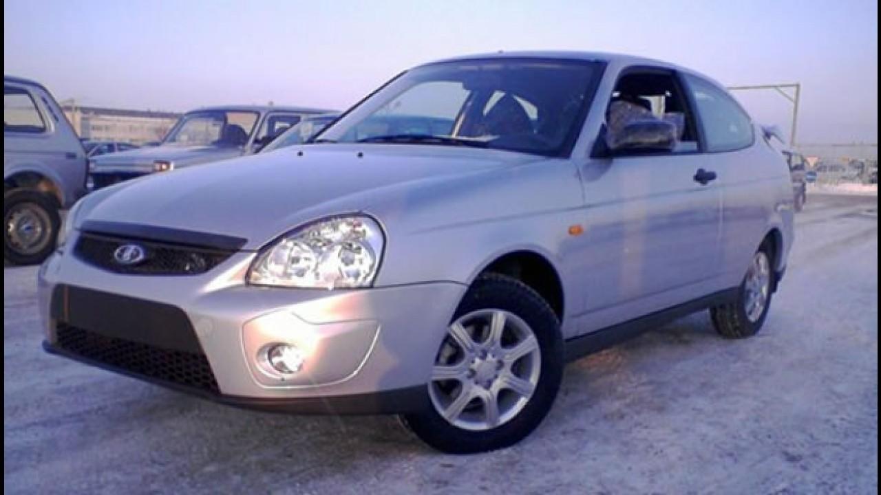 RÚSSIA, setembro: Pela 1ª vez no ano Lada não emplaca os quatro modelos mais vendidos