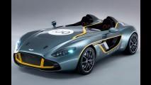 Aston Martin CC100 Speedster tem suas duas unidades vendidas