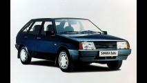 Carros para sempre: Lada Samara foi um dos pioneiros na reabertura das importações