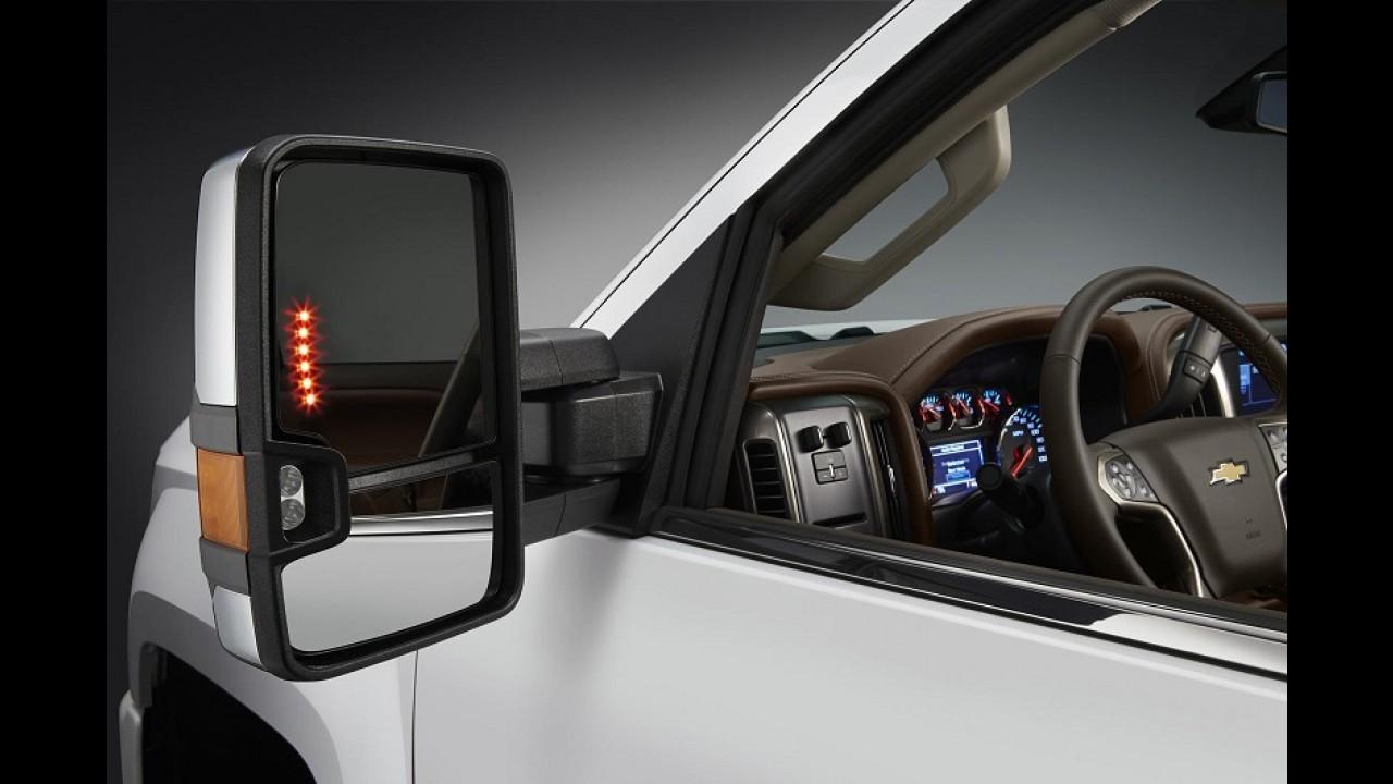GM Silverado HD High Country: luxo, sofisticação e mais de 100 kgfm de torque!