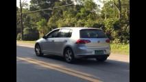 Flagra! VW Golf 1.6 nacional está pronto para estrear