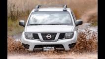Nissan lança Frontier série