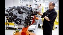 Aston Martin pode usar motores Ford por mais cinco anos