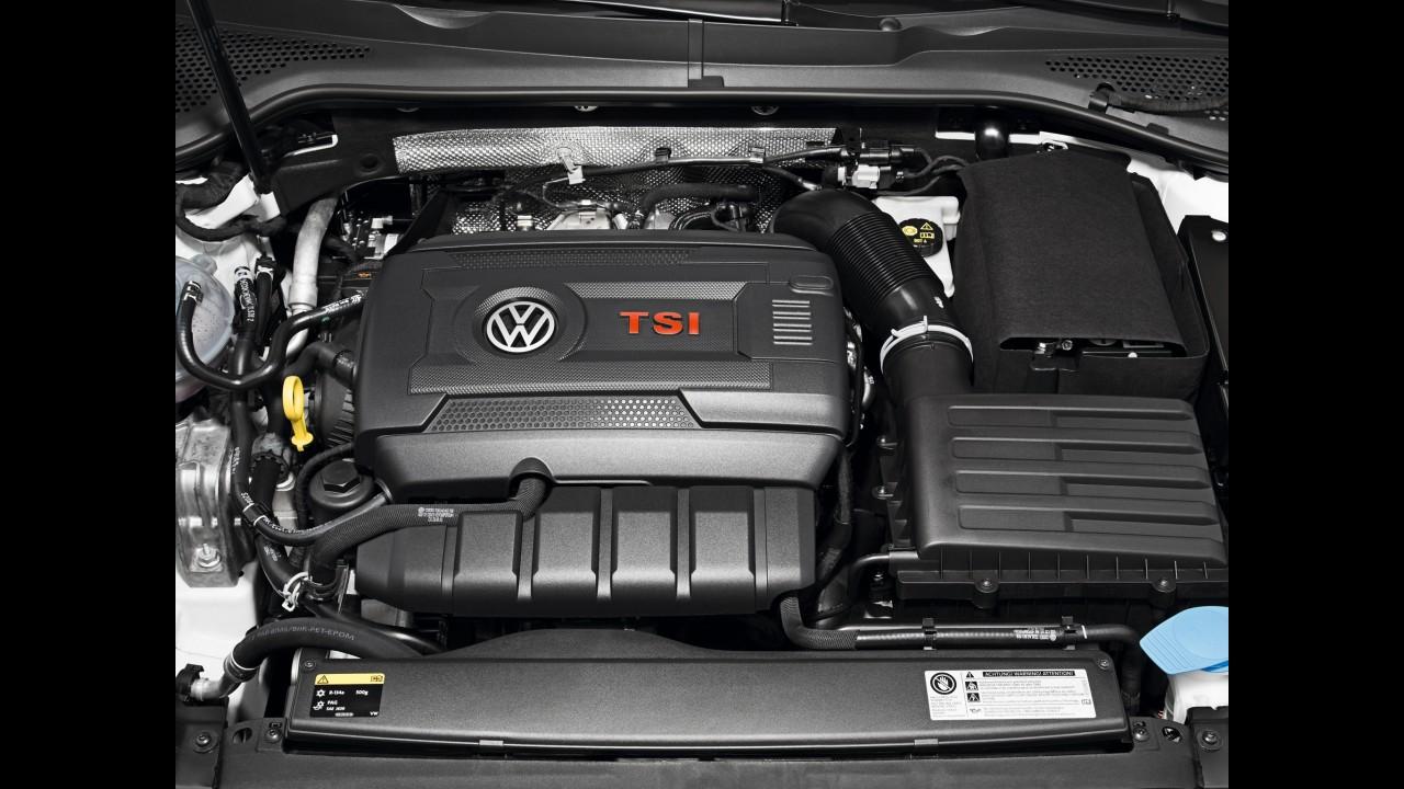 VW terá toda linha composta por motores turbo em até quatro anos