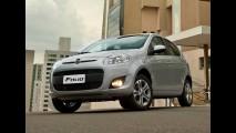 Impressões ao dirigir todas as versões do Novo Fiat Palio 2012