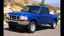 Ford anuncia fim de linha para a Ranger nos EUA