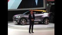 Kicks será global e antecipa nova geração de March e Versa, diz designer da Nissan