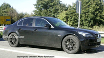 SPY PHOTOS: Next Gen 2009 BMW 5-Series