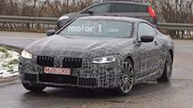 BMW Serie 8 2019 fotos espía